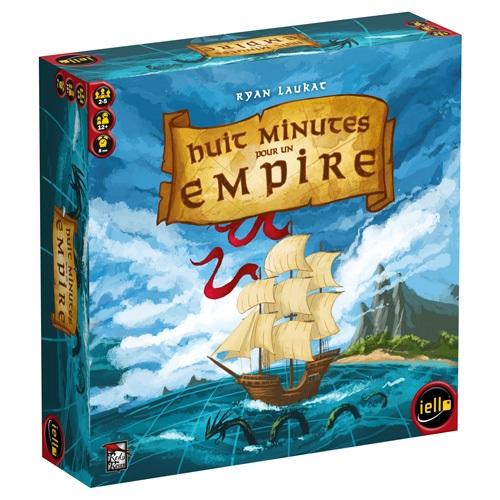 8 minutes empire