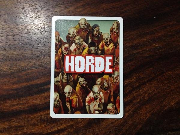 carte horde