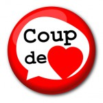 "Badge ""Coup de coeur"""