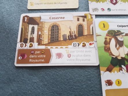 Dans Paper Tales Les Joueurs Peuvent Ensuite Sils Le Desirent Construire Un Batiment Ou En Ameliorer Si Cartes Posees Apportent Ressources